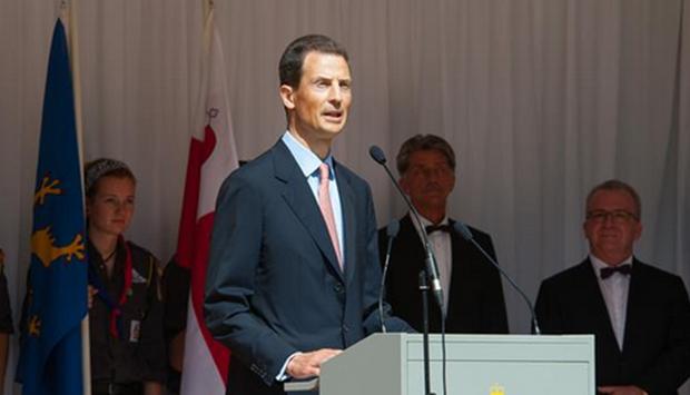 300 Jahre Liechtenstein auf der Schlosswiese