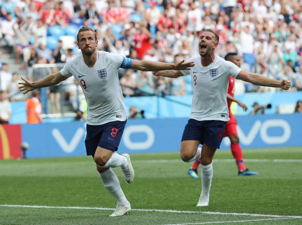 Fussball England Sturmt Ins Wm Achtelfinale Radio Li